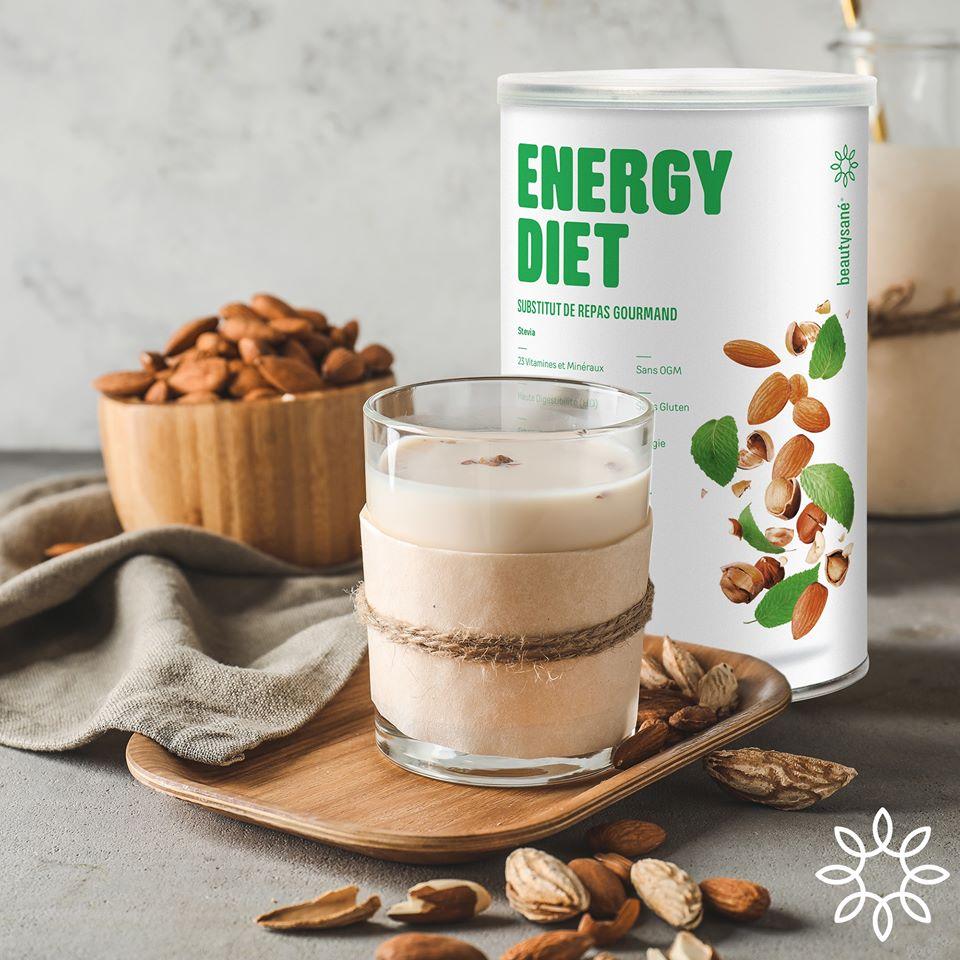 recette 1 programme energy diet