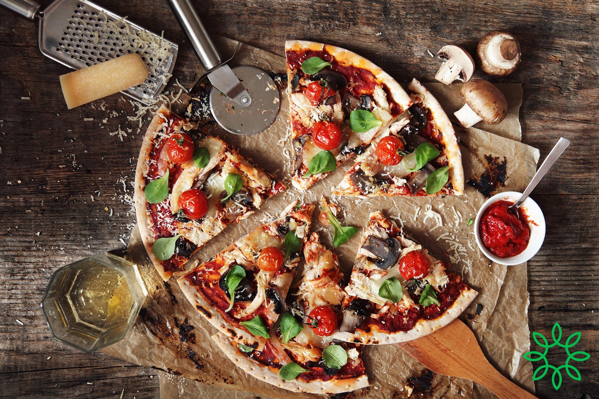 pizza avec le programme energy diet