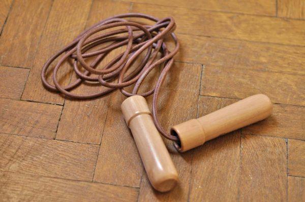 corde à sauter sport idéal en confinement