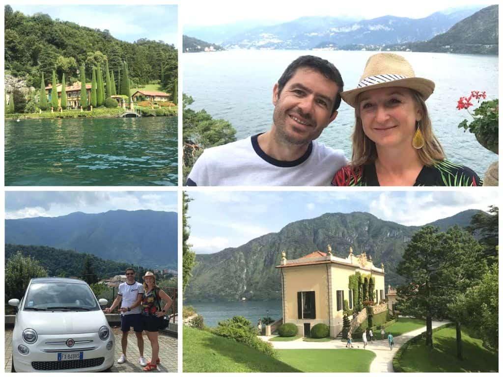 lac de come, italie, paysage pour se ressourcer
