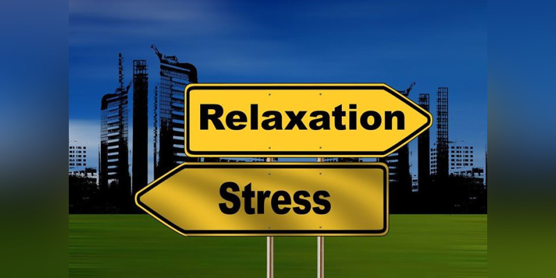 panneaux direction stress relaxation
