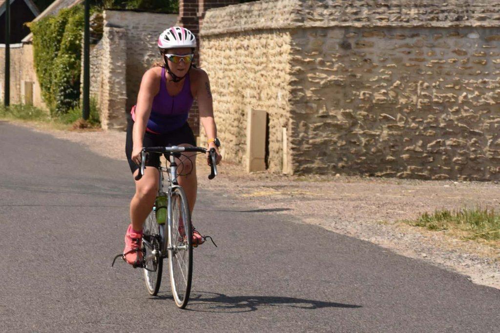 se mettre au vélo route pour les femmes