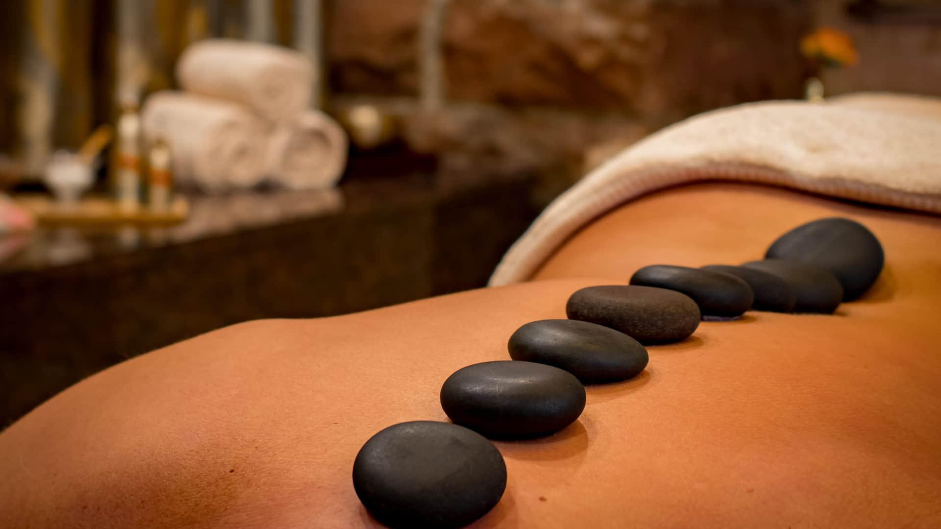 prendre soin de soi par un massage