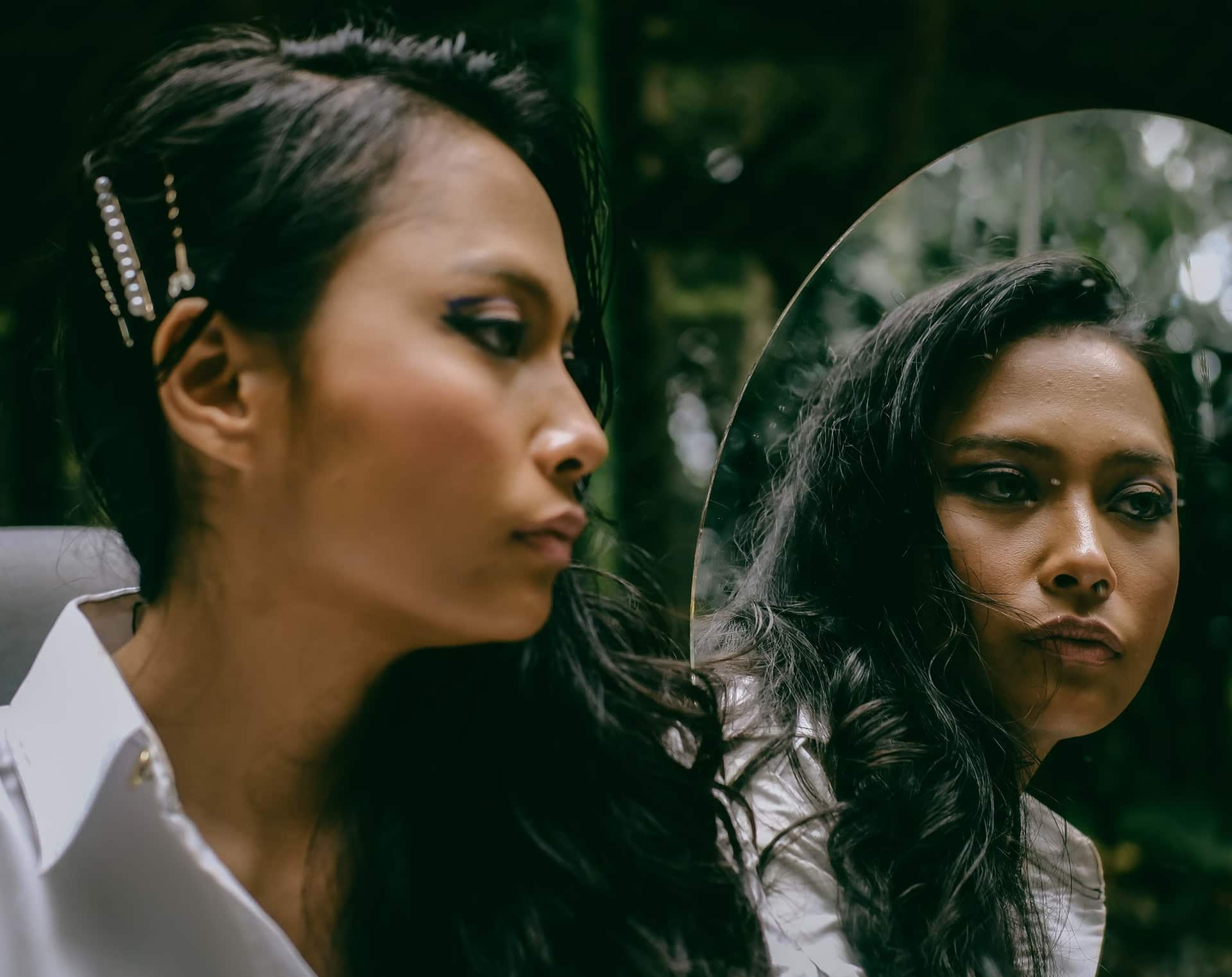 miroir pour se connaitre soi même