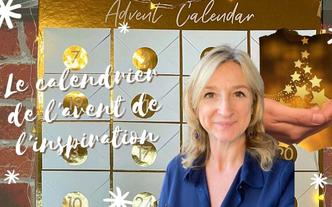 24 sources d'inspiration : mon calendrier de l'Avent en vidéo
