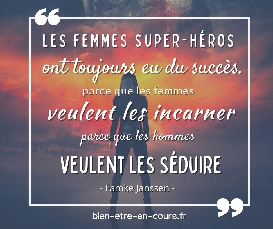 marre de me battre : les femmes super-héros