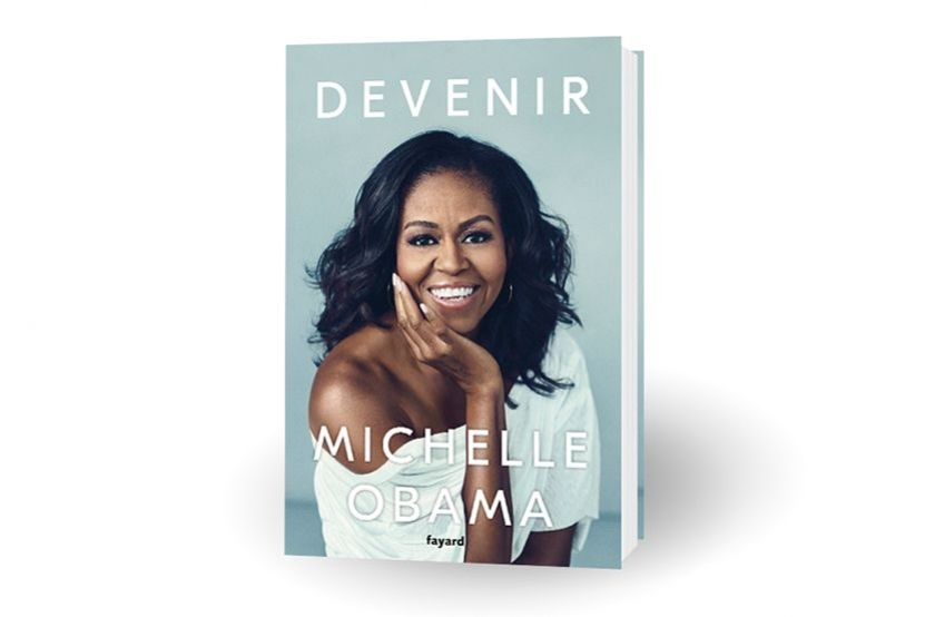 livre inspirant : devenir de Michelle Obama