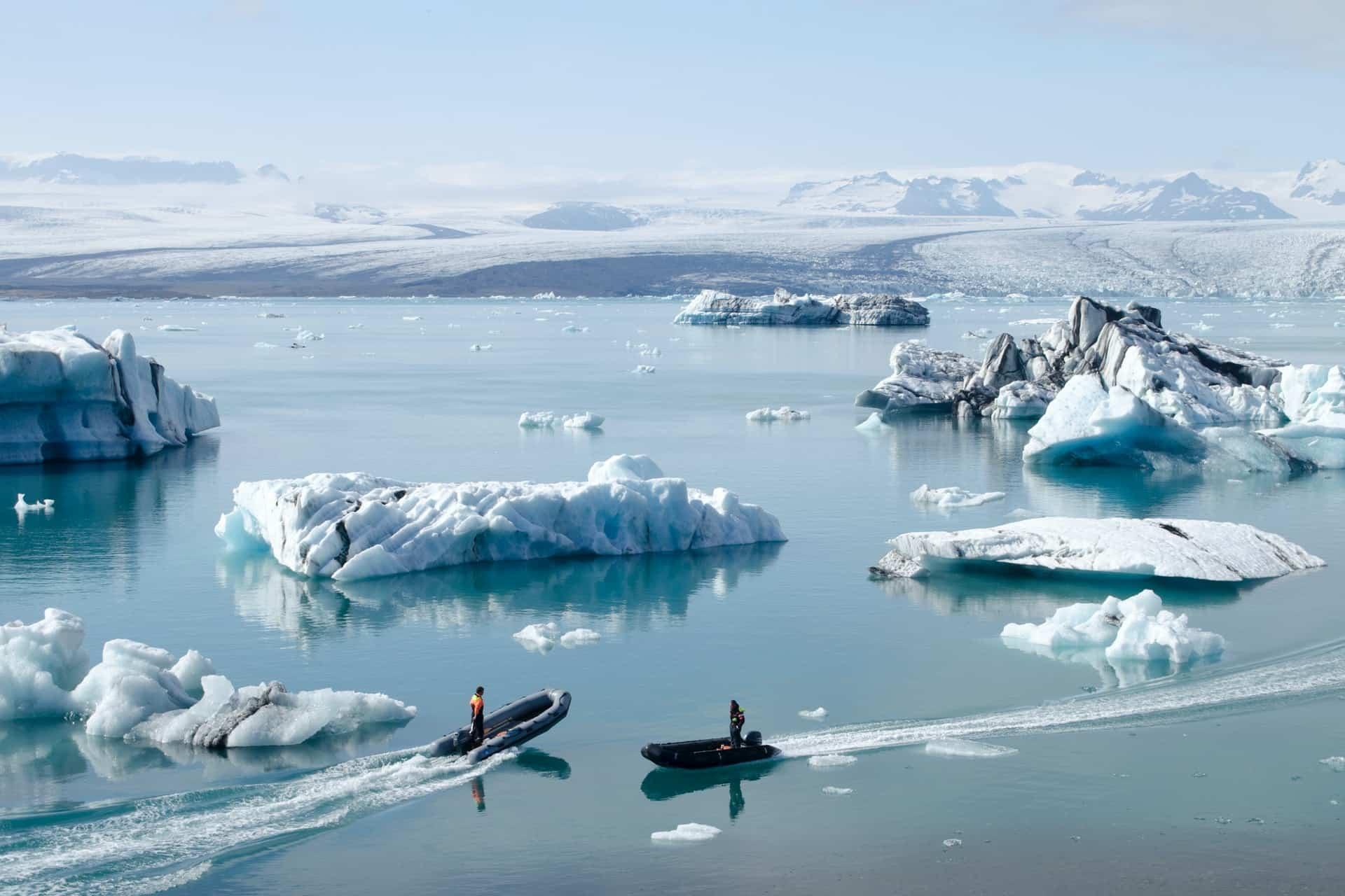 iceberg : peurs enfouies, partie immergée