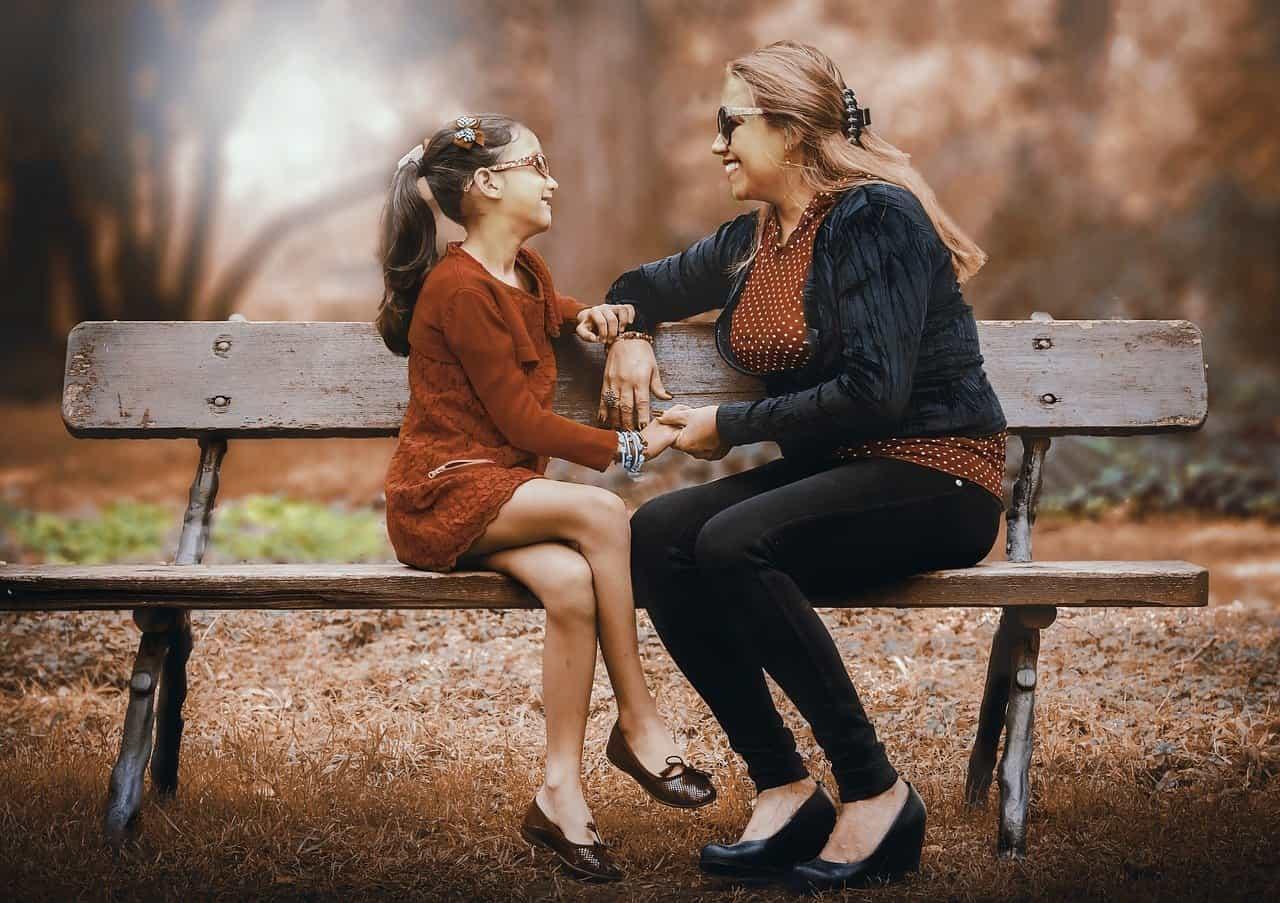 transmission de mère à fille
