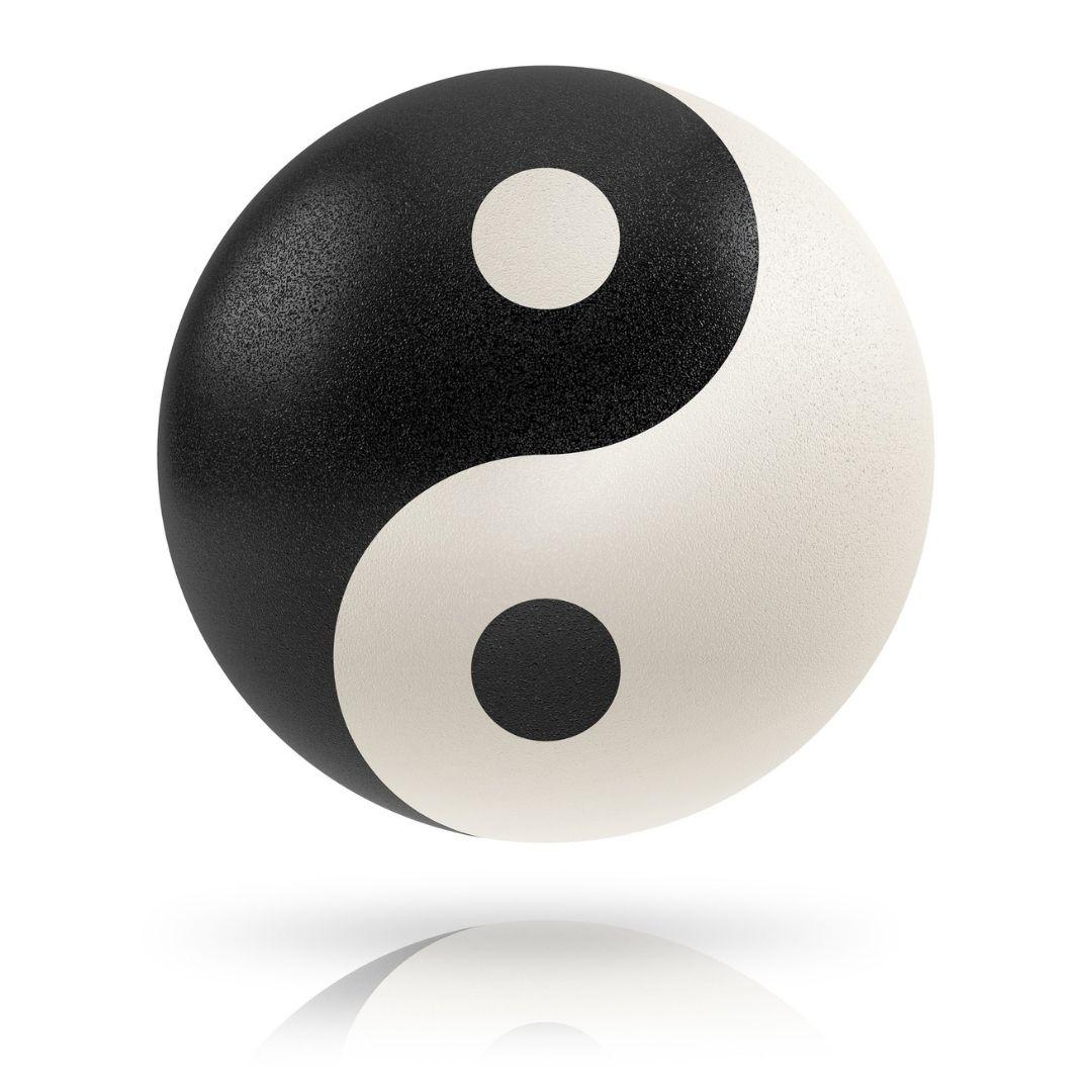 yin énergie féminine yang énergie masculine