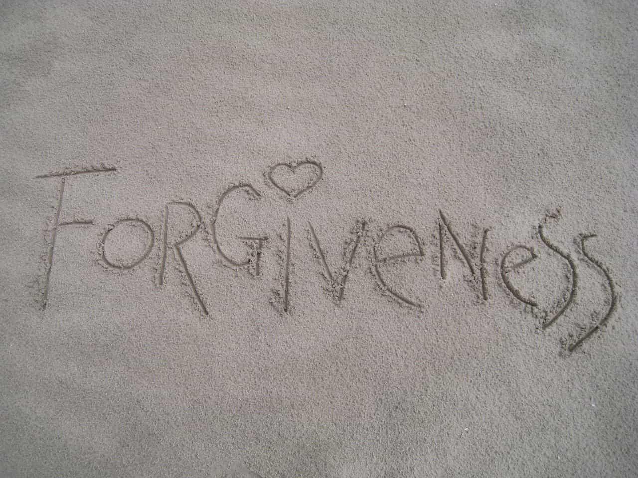 Comment et pourquoi pardonner