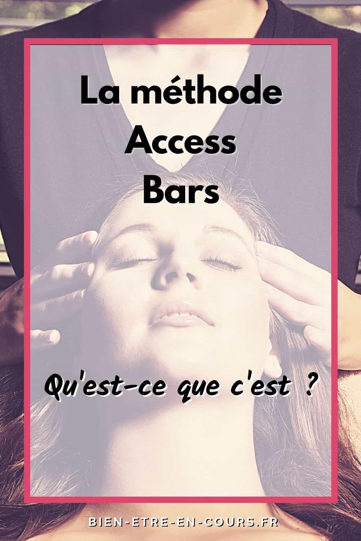visuel meéthode access bars